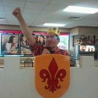 Photo taken at Burger King by Emmanuel E. on 8/25/2012