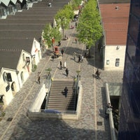 Photo taken at Bercy Village by Mikki N. on 4/13/2012