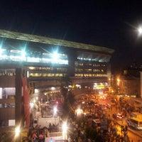 Photo taken at Maçkolik Complex by Emre A. on 8/1/2012
