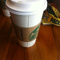 Photo taken at Starbucks by Taylor on 8/19/2012