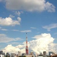 Photo taken at 六本木ヒルズ 66プラザ by Maiki M. on 9/3/2012