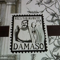 Photo taken at Restaurante Pia y Damaso by Tuason C. on 3/10/2012