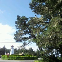Photo taken at Umpqua Lighthouse State Park by Don W. on 6/21/2012
