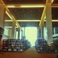 Photo taken at National Library Building by Dmitry M. on 6/1/2012