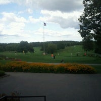 Photo taken at New Berlin Hills Golf Course by Michael E. on 8/16/2012