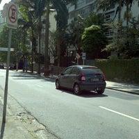 Photo taken at Rua Cincinato Braga by Marco F. on 9/8/2012