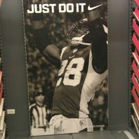 Photo taken at Nike Factory Store by Albert C. on 5/30/2012