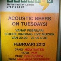 Photo taken at Lemmy's Biercafé by Lamberto V. on 2/19/2012