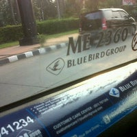 Photo taken at Blue Bird Taxi by Cindy M. on 6/15/2012