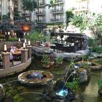 Photo taken at Gaylord Opryland Resort and Convention Center by Valerie C. on 4/12/2012