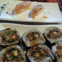Photo taken at Sushi Lover by michelle l. on 3/23/2012