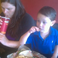 Photo taken at Flying Burrito Company by Michael P. on 7/17/2012
