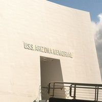 Photo taken at USS Arizona Memorial by Nicole T. on 5/19/2012