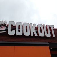 Photo taken at Cook-Out by Greg B. on 4/22/2012