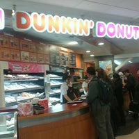 Photo taken at Dunkin' Donuts by Camila T. on 8/1/2012