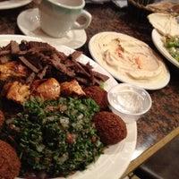 Photo taken at Shawarma King by Chris N. on 2/16/2012