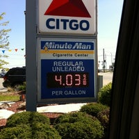 Photo taken at Citgo by Mary J. on 4/12/2012