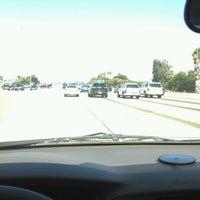 Photo taken at CA-91 Freeway by Jarryn H. on 7/21/2012