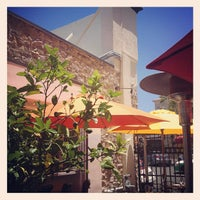 Photo taken at La Villa by Leslie G. on 6/26/2012