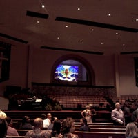 Photo taken at Oak Cliff Bible Fellowship by Amy D. on 6/27/2012
