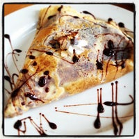 Photo taken at Crépan Crepe World by ScoutsHonor U. on 2/9/2012