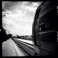 Photo taken at Orlando Train Station by brandon k. on 4/28/2012