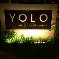 Photo taken at YOLO by Tony M. on 7/21/2012