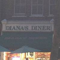 Photo taken at Diana's Diner by Markus H. on 8/21/2012
