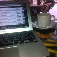 Photo taken at LeBon Café by Michi on 7/12/2012