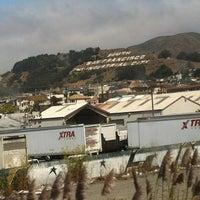 Photo taken at South San Francisco Caltrain Station by Jake M. on 8/25/2012