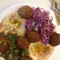 Photo taken at Naf Naf Grill by Nadja ૐ. on 5/29/2012