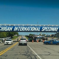 Photo taken at Michigan International Speedway by Tina W. on 8/18/2012