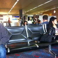 Photo taken at Concourse S Terminal by Ryan F. on 6/5/2012