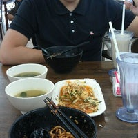 Photo taken at Restoran Super Kitchen Chilli Pan Mee by Lee C. on 2/3/2012