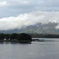 Photo taken at Ketchikan, Alaska Pier One by Reyna M. on 5/27/2012