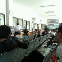 Photo taken at SAMSAT TANGERANG SELATAN by Ilham J. on 7/12/2012