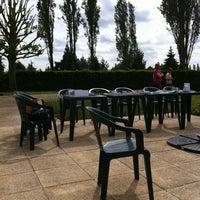 Photo taken at Golf de la Vaucouleurs by Bertrand M. on 5/31/2012