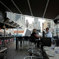 Photo taken at Terrasse Nelligan by Clement V. on 5/16/2012