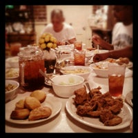 Photo taken at Mrs. Wilkes Dining Room by Gloria W. on 7/20/2012