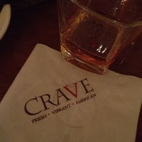 Photo taken at CRAVE Restaurant Galleria by TheSocial360 .. on 2/18/2012