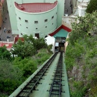 Photo taken at Funicular Panorámico by Lee T. on 8/5/2012