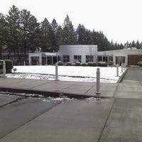 Photo taken at Leupold & Stevens by Angela O. on 3/1/2012