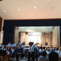 Photo taken at Rogers-Herr Middle School by D T. on 4/30/2012