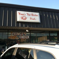 Photo taken at Prince's Hot Chicken Shack by Michael B. on 7/28/2012