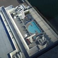 Photo taken at Hilton San Diego Bayfront by Daniel H. on 2/10/2012