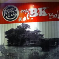 Photo taken at Burger King by Alexander R. on 4/24/2012