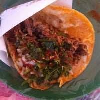 Photo taken at Tacos Aaron Playas by Adrian R. on 7/6/2012