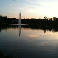 Photo taken at Lake Ella by Karen P. on 4/13/2012
