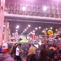 Photo taken at Bank of America Shamrock Shuffle Expo by John M. on 3/24/2012