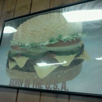 Photo taken at Burger Hut by Elvi B. on 4/16/2012